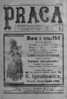 Praca: tygodnik polityczny i literacki, illustrowany. 1912.01.14 R.16 nr2