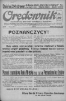 Orędownik: ilustrowany dziennik narodowy i katolicki 1938.12.04 R.68 Nr279