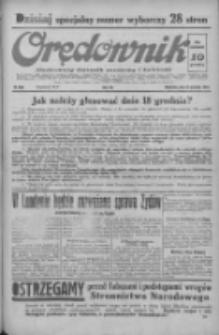 Orędownik: ilustrowany dziennik narodowy i katolicki 1938.12.18 R.68 Nr290