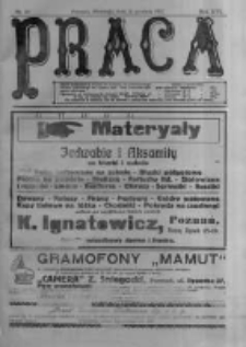 Praca: tygodnik polityczny i literacki, illustrowany. 1912.12.15 R.16 nr50
