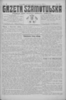 Gazeta Szamotulska: niezależne pismo narodowe, społeczne i polityczne 1924.08.14 R.3 Nr96