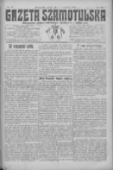 Gazeta Szamotulska: niezależne pismo narodowe, społeczne i polityczne 1924.08.16 R.3 Nr97