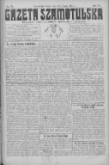 Gazeta Szamotulska: niezależne pismo narodowe, społeczne i polityczne 1924.08.19 R.3 Nr99
