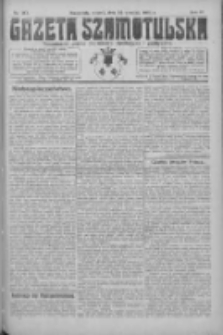 Gazeta Szamotulska: niezależne pismo narodowe, społeczne i polityczne 1924.09.16 R.3 Nr111