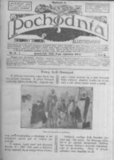 Pochodnia. Narodowy Tygodnik Illustrowany. 1914.01.08 R.2 nr2