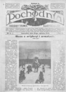 Pochodnia. Narodowy Tygodnik Illustrowany. 1914.01.22 R.2 nr4