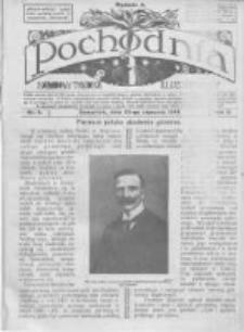 Pochodnia. Narodowy Tygodnik Illustrowany. 1914.01.29 R.2 nr5