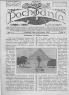 Pochodnia. Narodowy Tygodnik Illustrowany. 1914.02.05 R.2 nr6