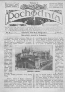 Pochodnia. Narodowy Tygodnik Illustrowany. 1914.02.19 R.2 nr8