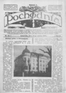 Pochodnia. Narodowy Tygodnik Illustrowany. 1914.03.19 R.2 nr12
