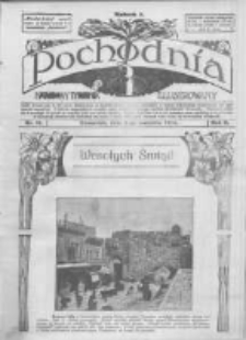 Pochodnia. Narodowy Tygodnik Illustrowany. 1914.04.09 R.2 nr15
