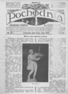 Pochodnia. Narodowy Tygodnik Illustrowany. 1914.05.28 R.2 nr22