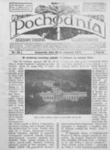 Pochodnia. Narodowy Tygodnik Illustrowany. 1914.06.25 R.2 nr26