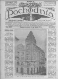 Pochodnia. Narodowy Tygodnik Illustrowany. 1914.07.23 R.2 nr30