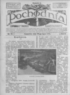 Pochodnia. Narodowy Tygodnik Illustrowany. 1914.07.30 R.2 nr31