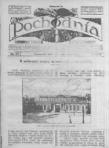 Pochodnia. Narodowy Tygodnik Illustrowany. 1914.09.17 R.2 nr37