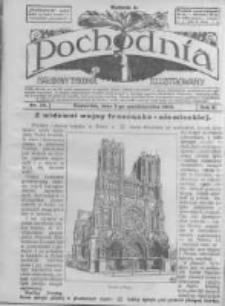 Pochodnia. Narodowy Tygodnik Illustrowany. 1914.10.01 R.2 nr39
