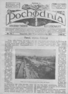 Pochodnia. Narodowy Tygodnik Illustrowany. 1914.10.22 R.2 nr42