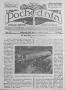 Pochodnia. Narodowy Tygodnik Illustrowany. 1914.11.26 R.2 nr47
