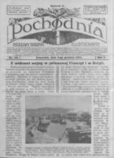Pochodnia. Narodowy Tygodnik Illustrowany. 1914.12.03 R.2 nr48