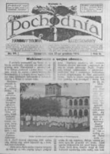 Pochodnia. Narodowy Tygodnik Illustrowany. 1914.12.17 R.2 nr50