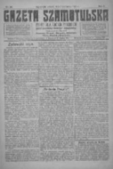 Gazeta Szamotulska: pismo dla rodzin polskich powiatu szamotulskiego, obornickiego i międzychodzkiego 1923.04.07 R.2 Nr40