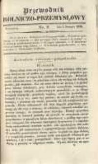 Przewodnik Rolniczo-Przemysłowy. 1836 R.1 No.9