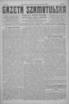 Gazeta Szamotulska: pismo dla rodzin polskich powiatu szamotulskiego, obornickiego i międzychodzkiego 1923.04.19 R.2 Nr45