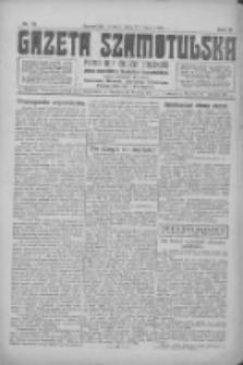 Gazeta Szamotulska: pismo dla rodzin polskich powiatu szamotulskiego, obornickiego i międzychodzkiego 1923.07.10 R.2 Nr79