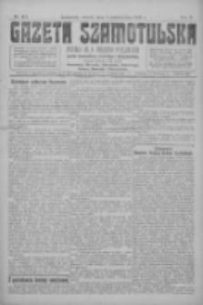 Gazeta Szamotulska: pismo dla rodzin polskich powiatu szamotulskiego, obornickiego i międzychodzkiego 1923.10.09 R.2 Nr117