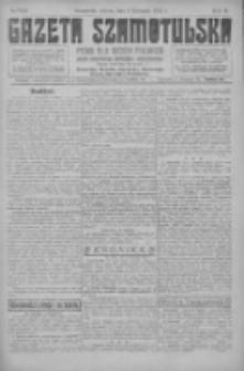 Gazeta Szamotulska: pismo dla rodzin polskich powiatu szamotulskiego, obornickiego i międzychodzkiego 1923.11.03 R.2 Nr128