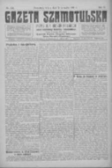 Gazeta Szamotulska: pismo dla rodzin polskich powiatu szamotulskiego, obornickiego i międzychodzkiego 1923.11.17 R.2 Nr134