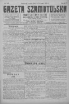 Gazeta Szamotulska: pismo dla rodzin polskich powiatu szamotulskiego, obornickiego i międzychodzkiego 1923.11.20 R.2 Nr135