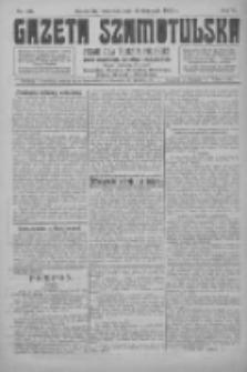 Gazeta Szamotulska: pismo dla rodzin polskich powiatu szamotulskiego, obornickiego i międzychodzkiego 1923.11.22 R.2 Nr136