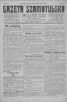 Gazeta Szamotulska: pismo dla rodzin polskich powiatu szamotulskiego, obornickiego i międzychodzkiego 1923.11.29 R.2 Nr139