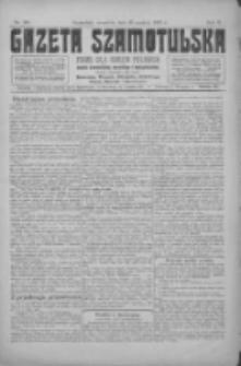 Gazeta Szamotulska: pismo dla rodzin polskich powiatu szamotulskiego, obornickiego i międzychodzkiego 1923.12.20 R.2 Nr148