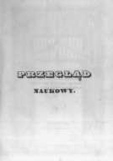 Przegląd Naukowy, Literaturze, Wiedzy i Umnictwu Poświęcony.1842.07.01 T.3 nr19