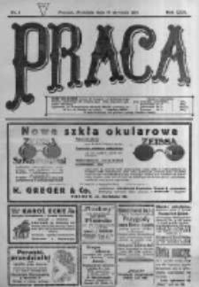 Praca: tygodnik polityczny i literacki, illustrowany. 1918.01.20 R.22 nr3