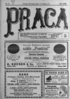 Praca: tygodnik polityczny i literacki, illustrowany. 1918.04.07 R.22 nr14