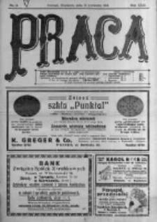 Praca: tygodnik polityczny i literacki, illustrowany. 1918.04.21 R.22 nr16