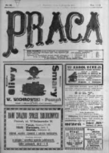Praca: tygodnik polityczny i literacki, illustrowany. 1918.08.11 R.22 nr32