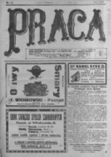 Praca: tygodnik polityczny i literacki, illustrowany. 1918.12.15 R.22 nr50