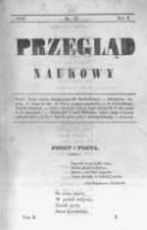 Przegląd Naukowy, Literaturze, Wiedzy i Umnictwu Poświęcony. 1843 T.2 nr17