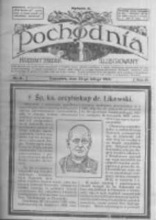 Pochodnia. Narodowy Tygodnik Illustrowany. 1915.02.25 R.3 nr8