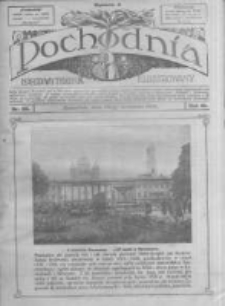 Pochodnia. Narodowy Tygodnik Illustrowany. 1915.09.23 R.3 nr38