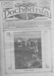Pochodnia. Narodowy Tygodnik Illustrowany. 1915.11.04 R.3 nr44