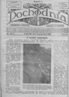 Pochodnia. Narodowy Tygodnik Illustrowany. 1915.12.02 R.3 nr48
