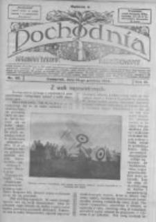 Pochodnia. Narodowy Tygodnik Illustrowany. 1915.12.16 R.3 nr50