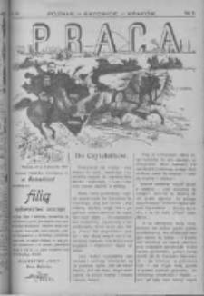 Praca: tygodnik illustrowany. 1901.10.27 R.5 nr43