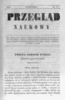 Przegląd Naukowy, Literaturze, Wiedzy i Umnictwu Poświęcony.1842.01.10 T.1 nr2